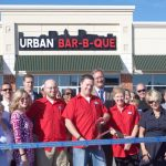 Urban Bar-B-Que Holds Ribbon Cutting At New BWI Tech Park II Location