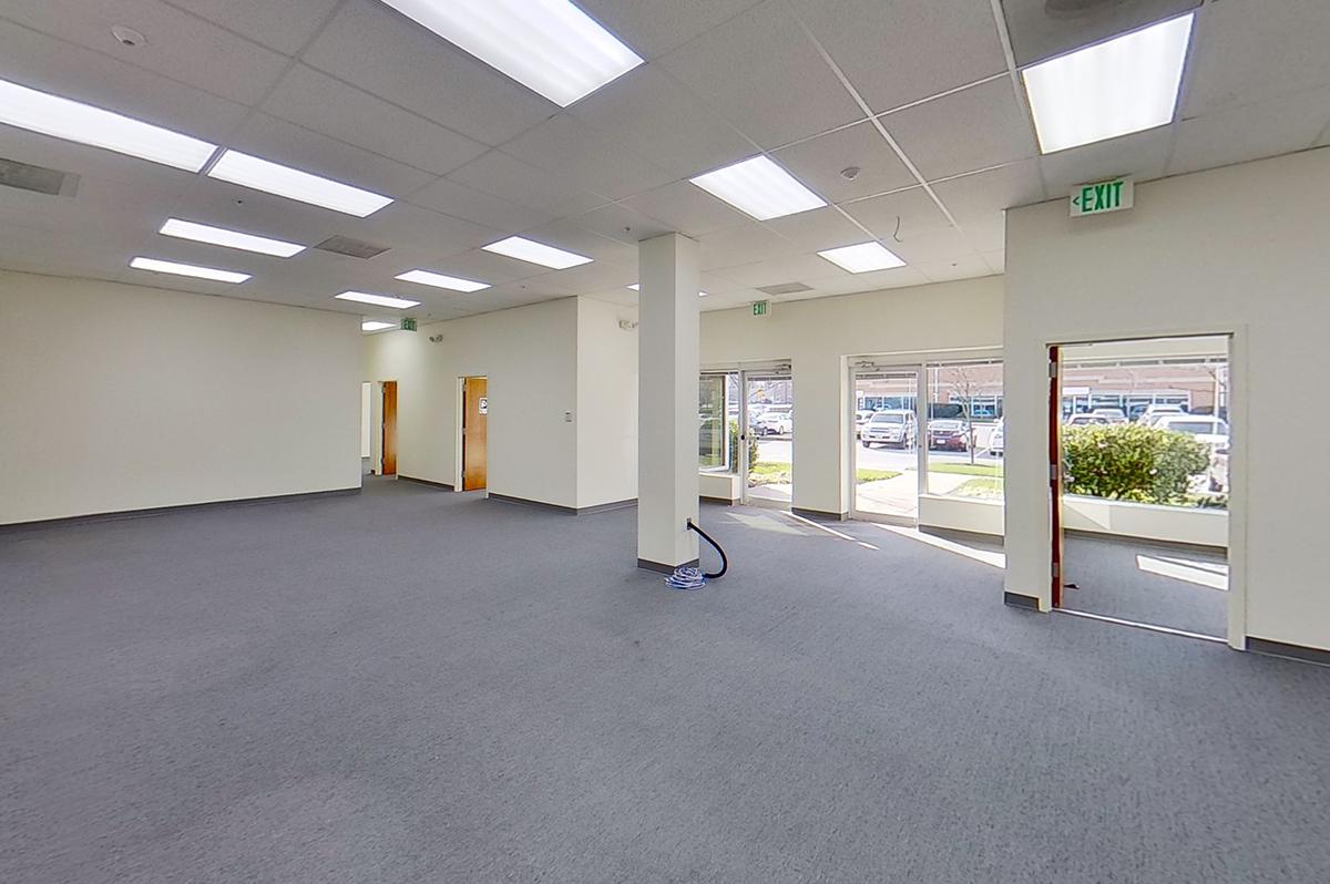 11840 West Market Place | Suites A–C | Open Office