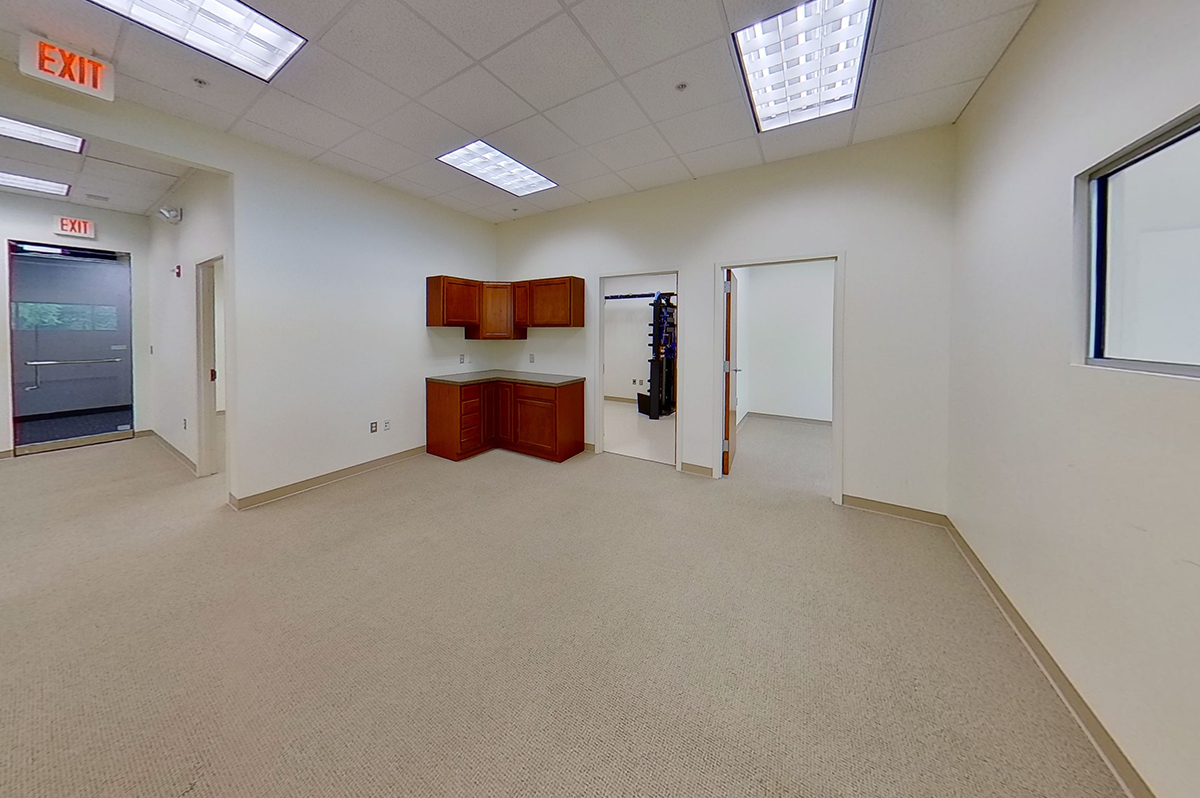 16701 Melford Boulevard | Suite 124 | Open Office