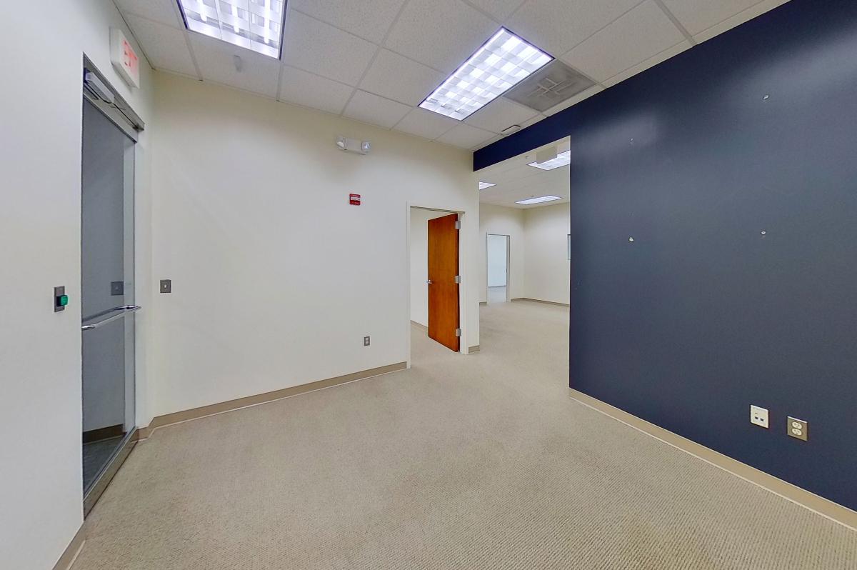 16701 Melford Boulevard | Suite 124 | Suite Entrance