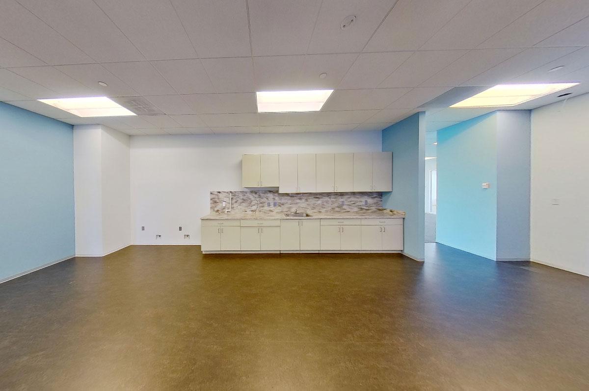 16901 Melford Boulevard | Suite 400 | Break Room