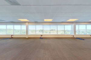 16901 Melford Boulevard | Suite 400 | Office View of Park
