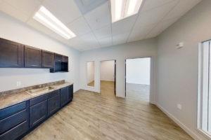3700 Koppers Street | Suite 210 | Kitchenette