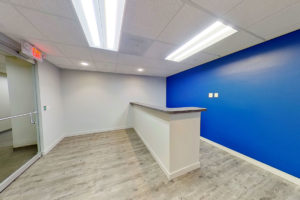 3700 Koppers Street | Suite 210 | Reception