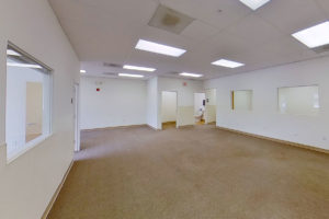 Open Area | 804 Landmark Drive | Suites 118-120