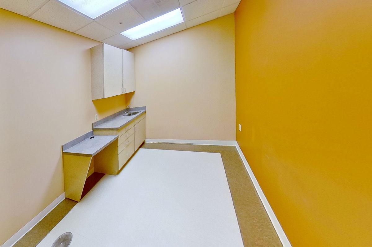 806 Landmark Drive | Suites 117–121 | Exam Room