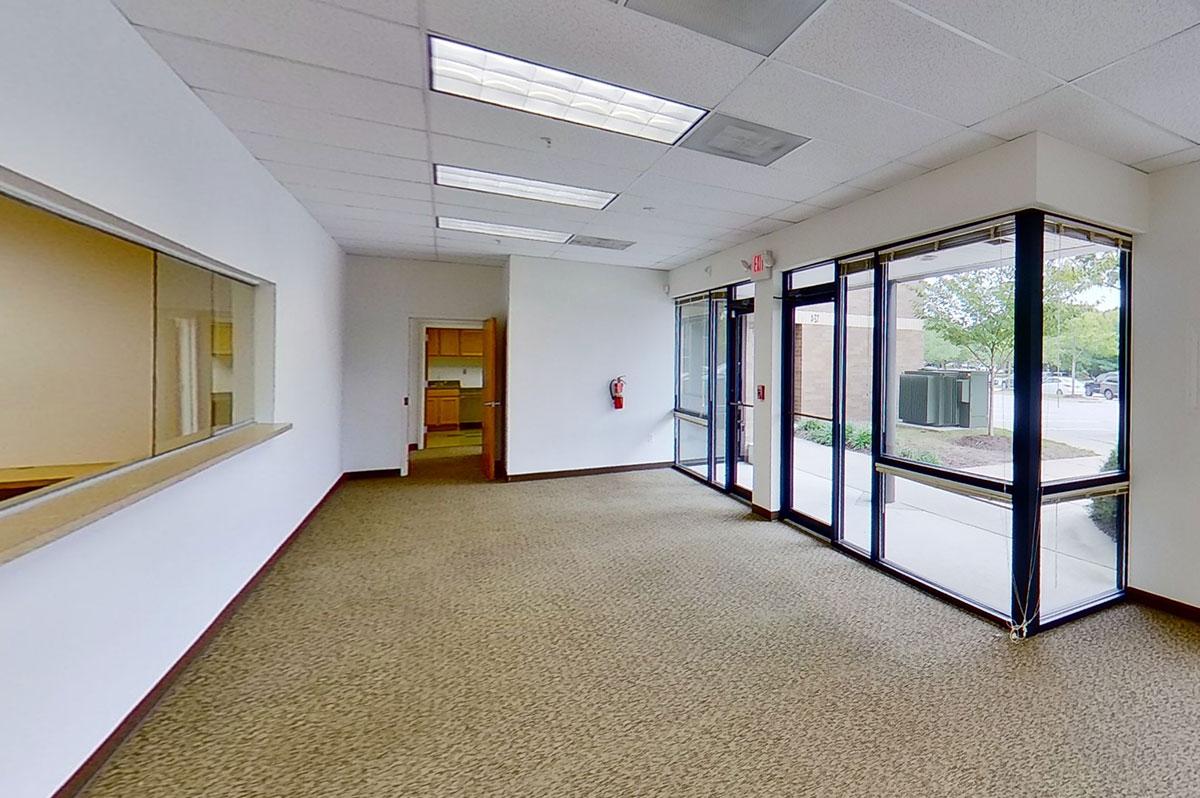 Reception | 808 Landmark Drive | Suites 122-124