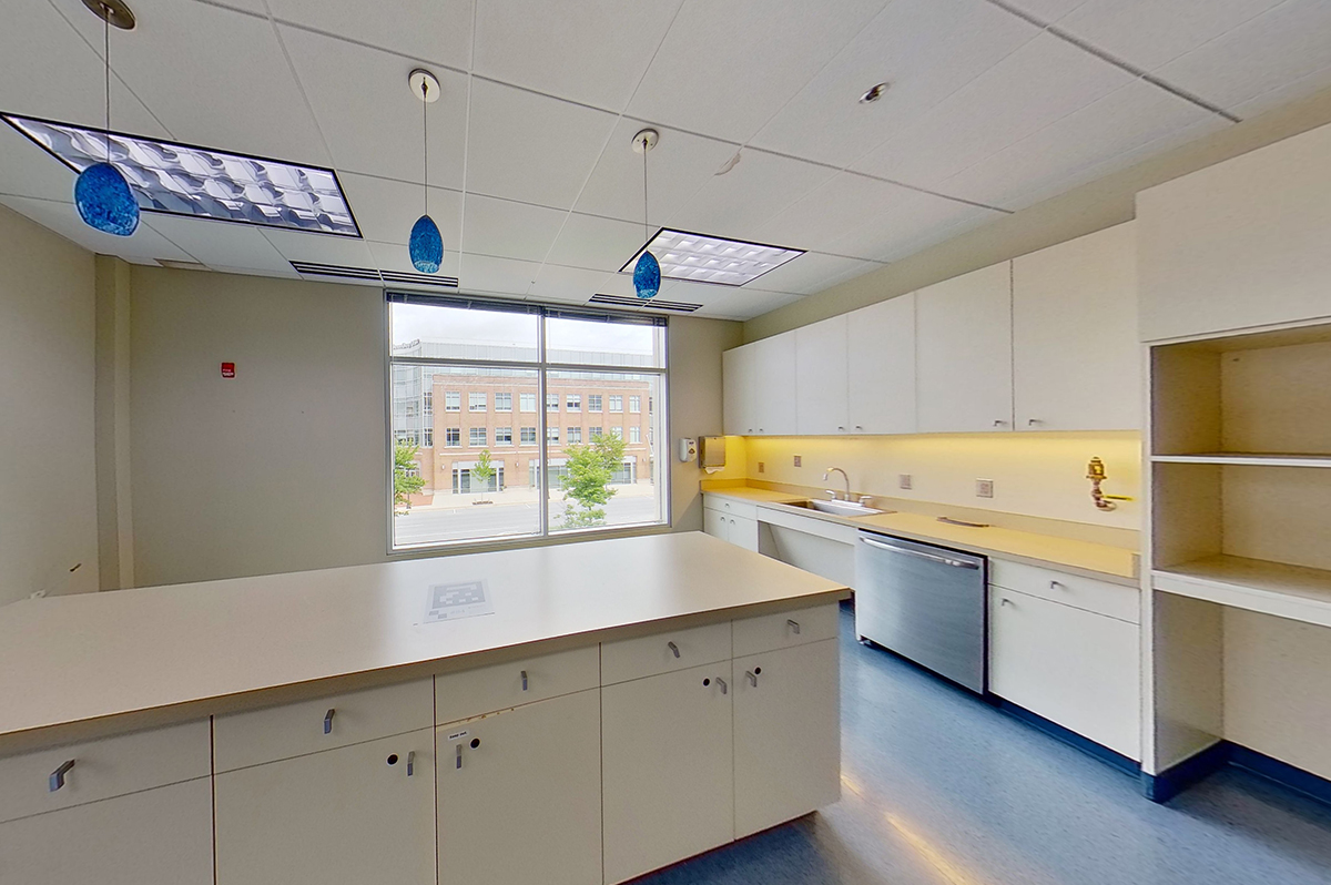 8161 Maple Lawn Boulevard   Suite 200   Kitchen