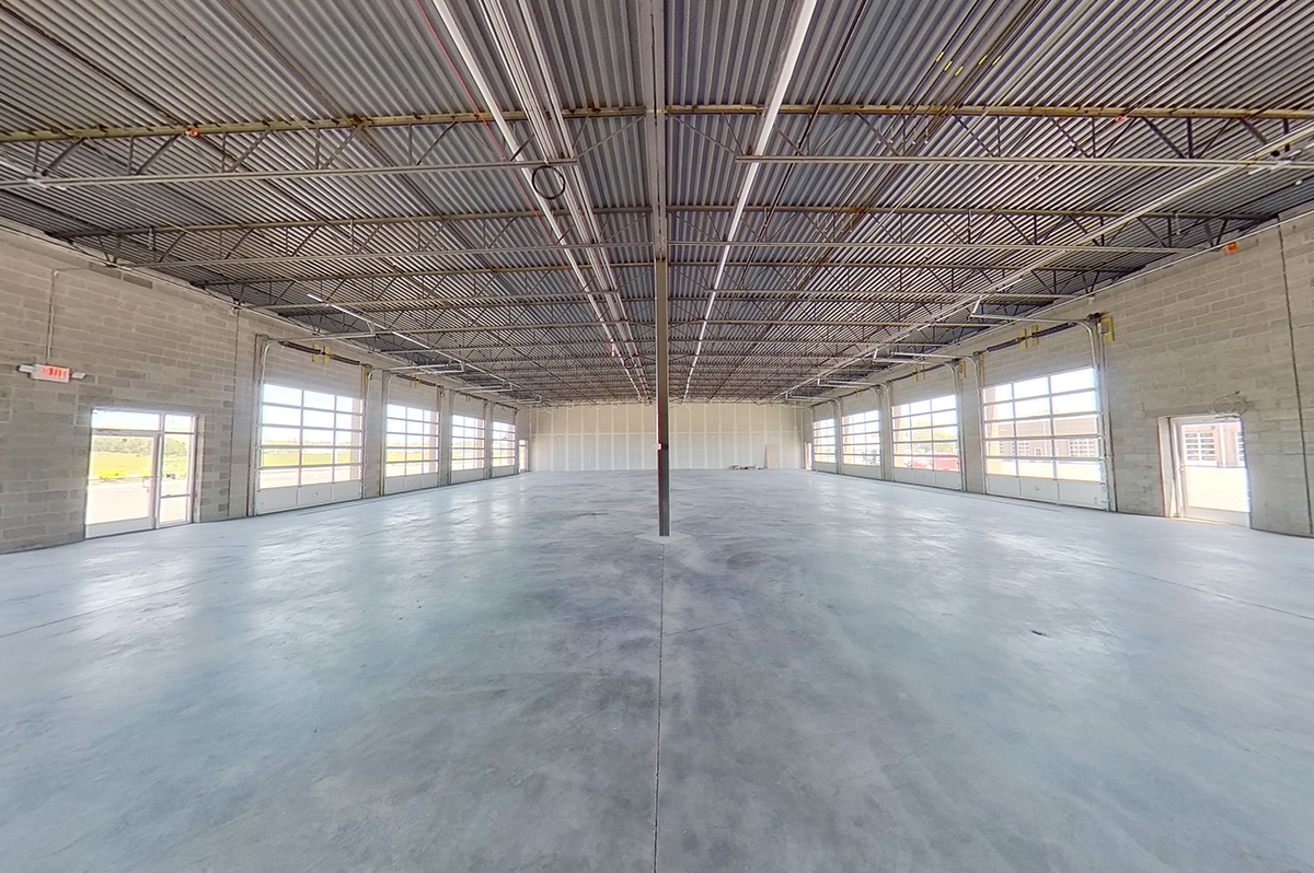 87 Dover Road | Suite D–F | Shell Space