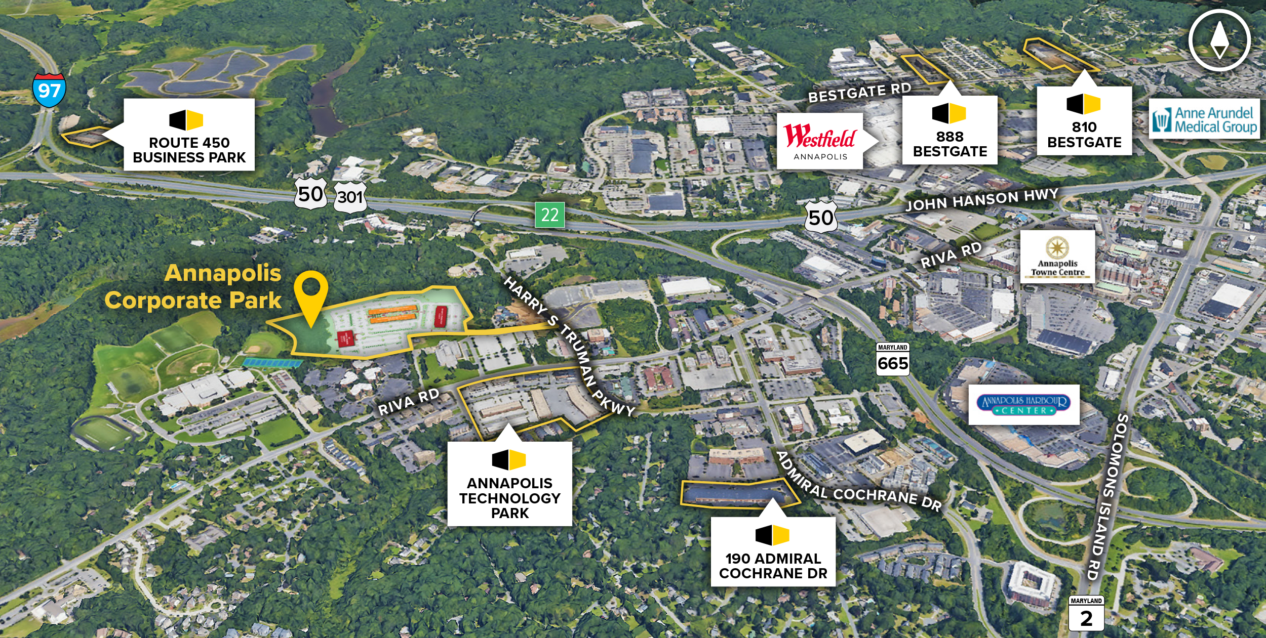 Share This Listing Annapolis Corporate Park