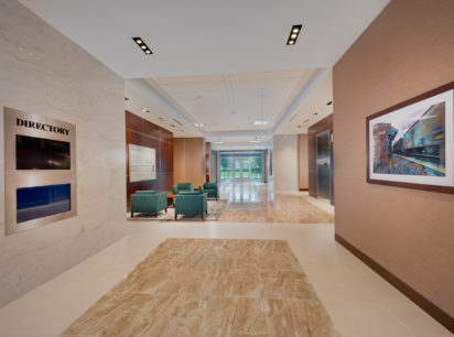 Annapolis Junction Town Center | 10170 Junction Drive Lobby