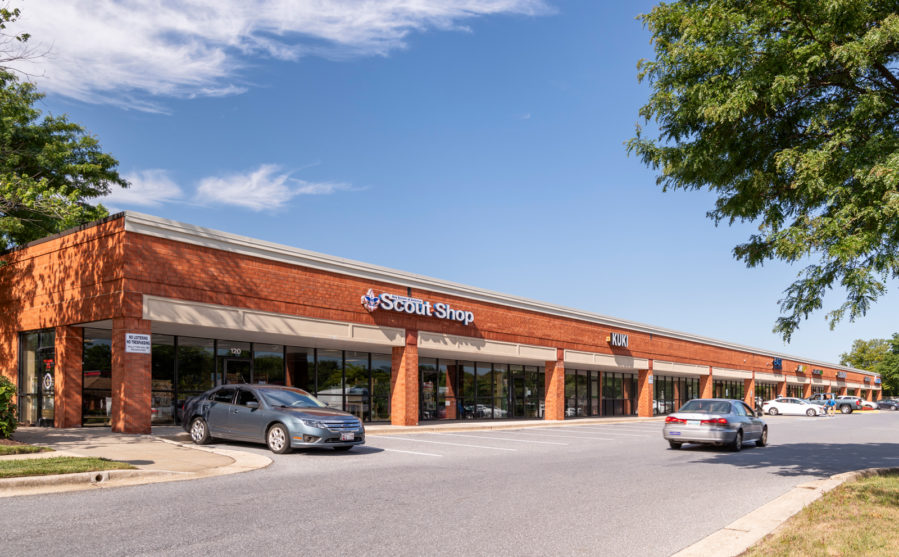 BWI Commerce Park - Hanover MD Flex Commercial Space - St