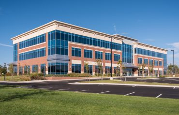 Greenleigh at Crossroads | 6201 Greenleigh Avenue | 3-Story Office