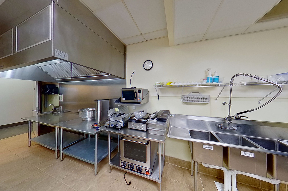 The GATE   6210 Guardian Gateway   Suite 130   Kitchen