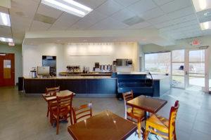 The GATE   6210 Guardian Gateway   Suite 130   Café Space