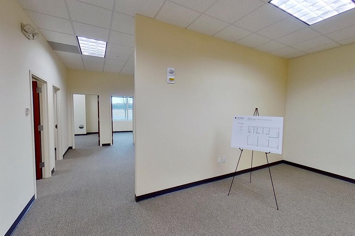 The GATE | 6210 Guardian Gateway | Suite 140 | Suite Entrance