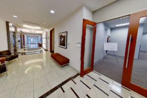 The GATE   6210 Guardian Gateway   Suite 150   Entrance