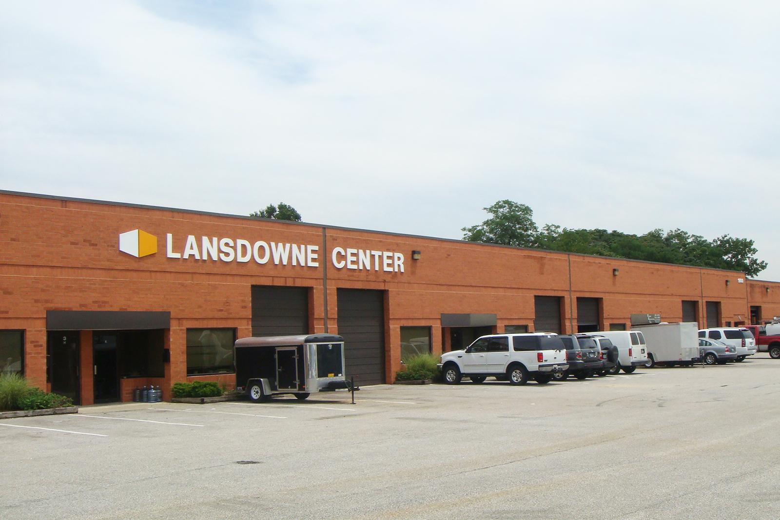 Lansdowne Center Lansdowne Md Flex Space St John