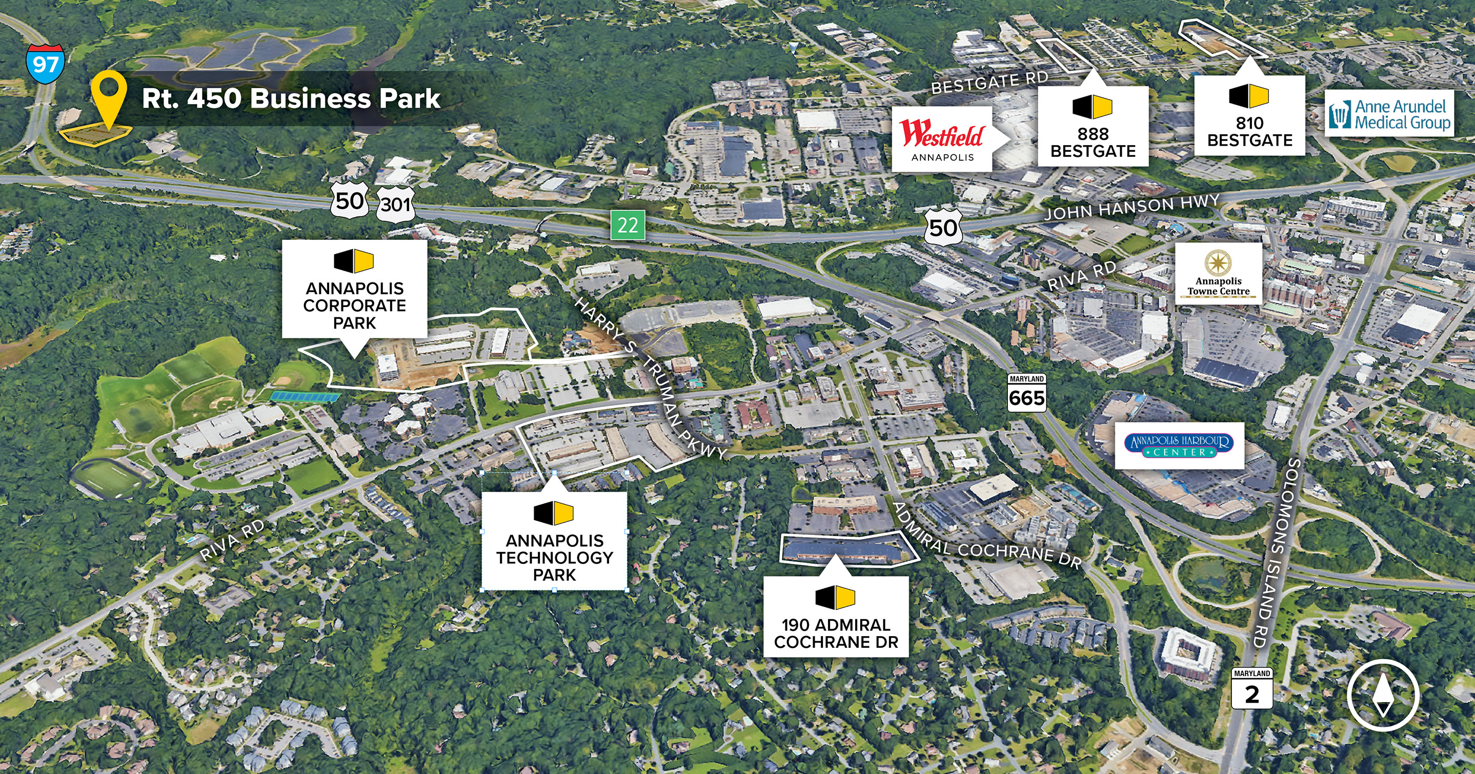 Share This Listing Route 450 Business Park