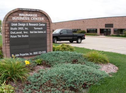 Waunakee Business Center | Flex/R&D & Office | 204 Moravian Valley Road