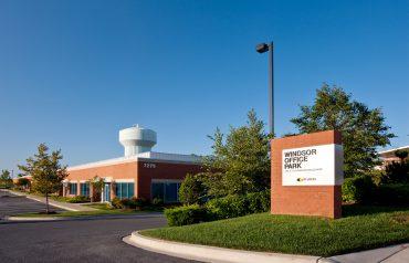 Windsor Office Park | Single-Story Office | 7275 Windsor Boulevard