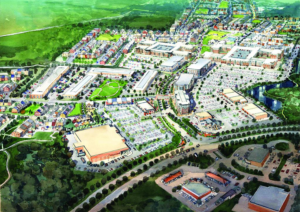 Developers are preparing to break ground in the 120-acre Greenleigh at Crossroads development at White Marsh.