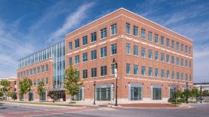 8160 Maple Lawn Blvd. is certified LEED Silver