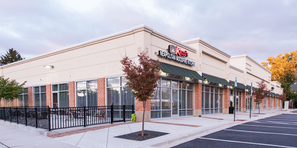 In-line Retail | Reisterstown Crossing