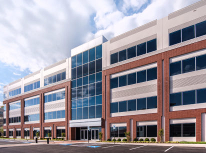 Annapolis Junction Town Center | 4-Story Class 'A' Office | 10170 Junction Drive