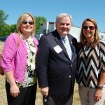 Groundbreaking For New 144-room Courtyard By Marriott Hotel Held At Melford Town Center