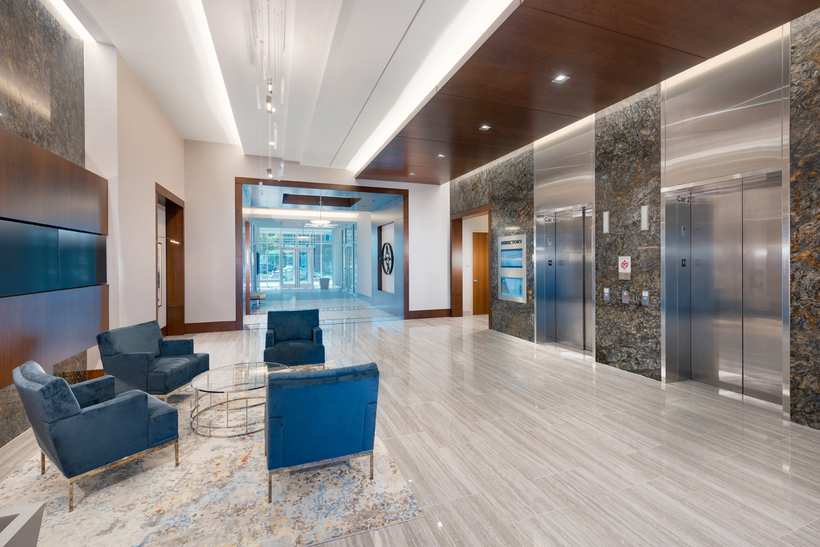 lobby office. Maple Lawn | 8110 Blvd. Class \u0027A\u0027 Office Lobby