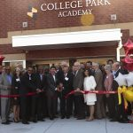 UMD celebrates College Park Academy's opening in Riverdale Park