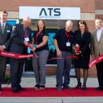 ATS celebrates opening of new offices in Middle River