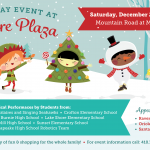 Annual Lakeshore Plaza Winter Carnival Scheduled for Saturday, December 2nd