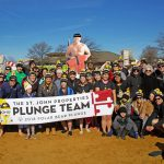 Team St. John Properties Participates at 2018 Maryland State Police Polar Bear Plunge Benefitting Special Olympics Maryland