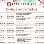 Harrisburg Mall Events and Seasonal Retailers for 2018 Holiday Season