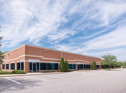Leesburg Tech Park in the Town of Leesburg, Virginia