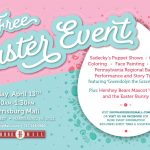 Harrisburg Mall to Host Free Easter Event on Saturday, April 13th