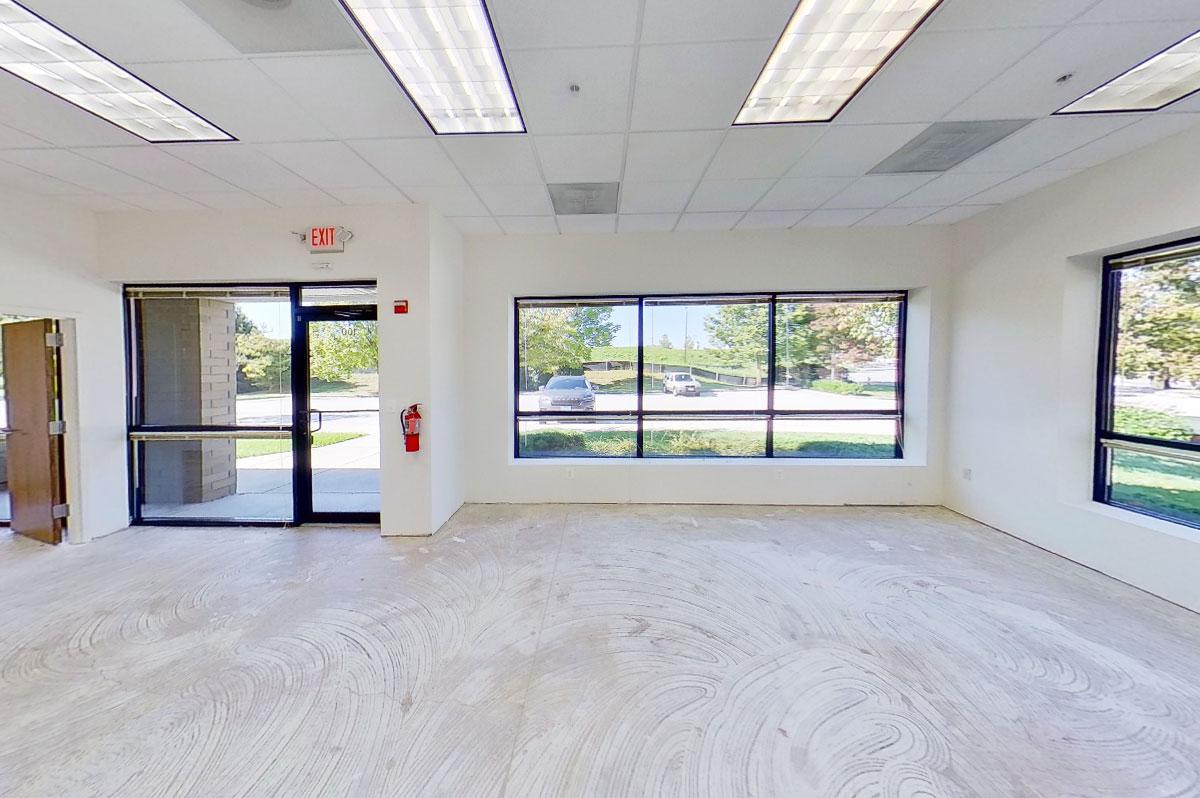 505 Progress Drive | Suites 100–109 | Entrance
