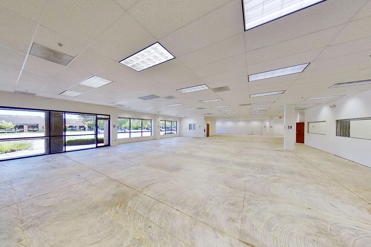 505 Progress Drive | Suites 100–109 | Open Office