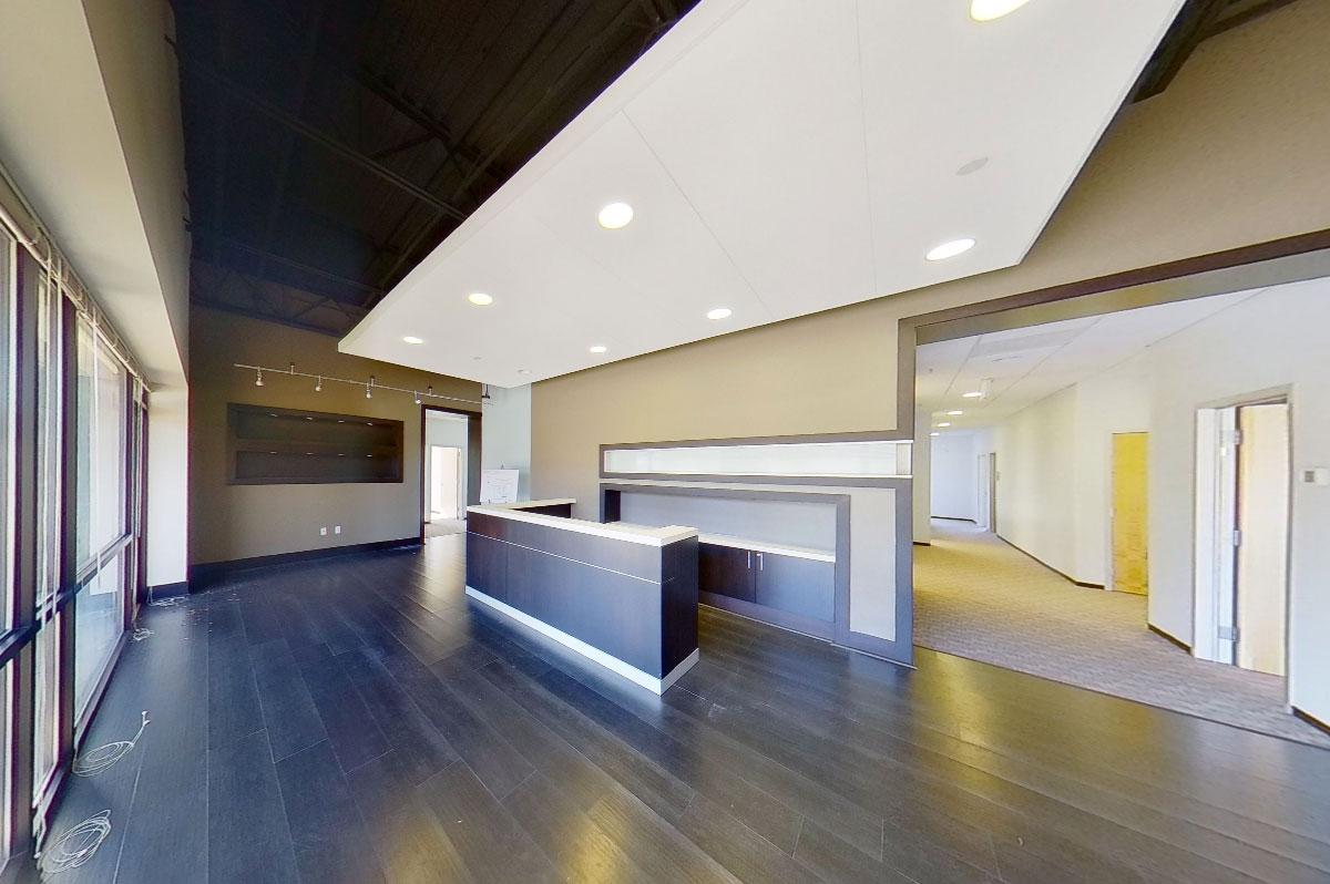 601 Global Way | Suites 100-103 | Reception