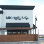 Ribbon-Cutting Held for Michael's Café in Greenleigh at Crossroads