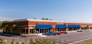 Rendering of Goodwill Industries of Monocacy Valley at Riverside Tech Park