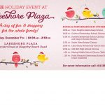 Annual Lakeshore Plaza Winter Carnival Scheduled for December 7th