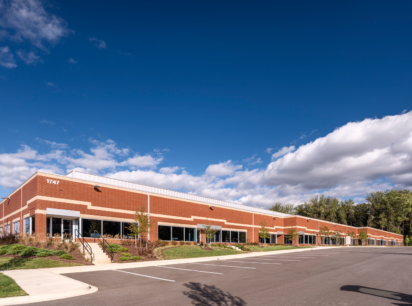 1747 Dorsey Road at Route 100 Tech Park in Hanover, MD.