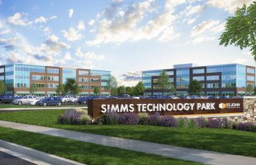 Simms Technology Park | Multi-Story Office