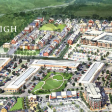 Mixed-Use Development | Greenleigh at Crossroads