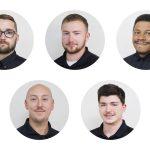St. John Properties Promotes Five Professionals to Maintenance Technician Trainee