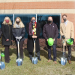 Celebree Holds Groundbreaking for New Childhood Education Center at Cromwell Business Park