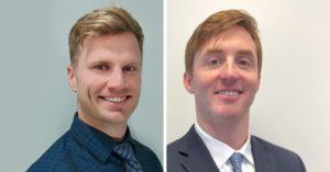 Wesley Christensen and Bryan Moran